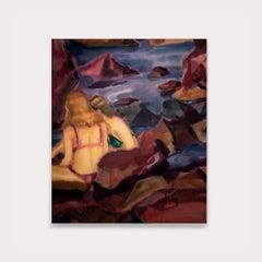 Landslides, Acrylic on Canvas