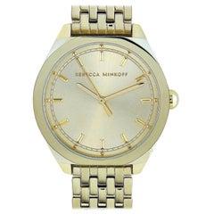 Rebecca Minkoff Amari Gold-Tone Watch 2200326