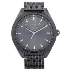 Rebecca Minkoff Amari Grey Ion-Plated Watch 2200328