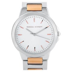 Rebecca Minkoff Cali Two-Tone Watch 2200324