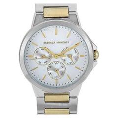 Rebecca Minkoff Cali Two-Tone Watch 2200358