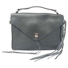 Rebecca Minkoff Darren Messenger  Black Shoulder Ladies Bag HT26FDNM13