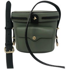 Rebecca Minkoff Green Camera Crossbody