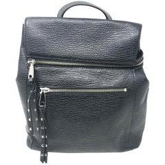 Rebecca Minkoff Jane HF26EJAB31 Medium Black Leather Ladies Backpack