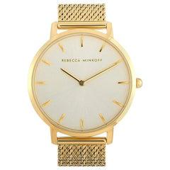 Rebecca Minkoff Major Gold-Tone Watch 2200346