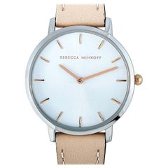 Rebecca Minkoff Major Stainless-Steel Watch 2200342