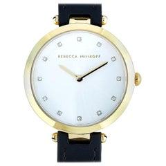 Rebecca Minkoff Nina Gold-Ion Plated Watch 2200401
