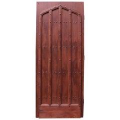 Reclaimed 18th Century Style Plank Door