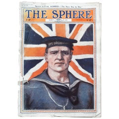 Reclaimed 1917 The Sphere Magazine