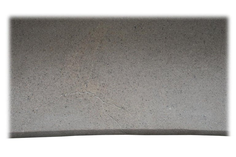 Reclaimed 19th Century Stone Fire Surround For Sale 2