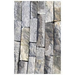 Reclaimed Belgian Bleustone, Inside-Outside