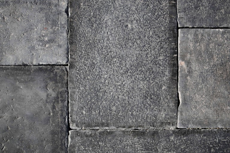 19th Century Reclaimed Bluestone Flooring For Sale