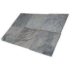 Reclaimed Carrara Marble Tiles