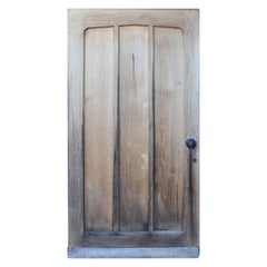 Reclaimed English Oak Front Door