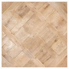 Reclaimed European Oak Parquet, 18th Century