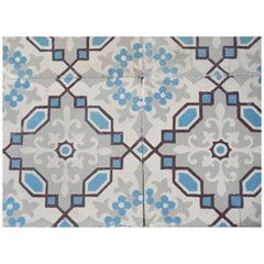 Reclaimed French Tiles, circa 1880
