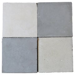 Reclaimed Grey and White Spanish Sample