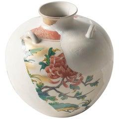 Reconstructed Ceramics #3 Contemporary Zen Japonism Style