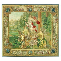 Recreation of an 18th Century Brussels Tapestry