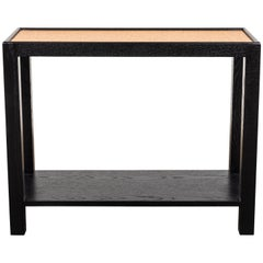 Rectangle Narrow Side Table by Lawson-Fenning