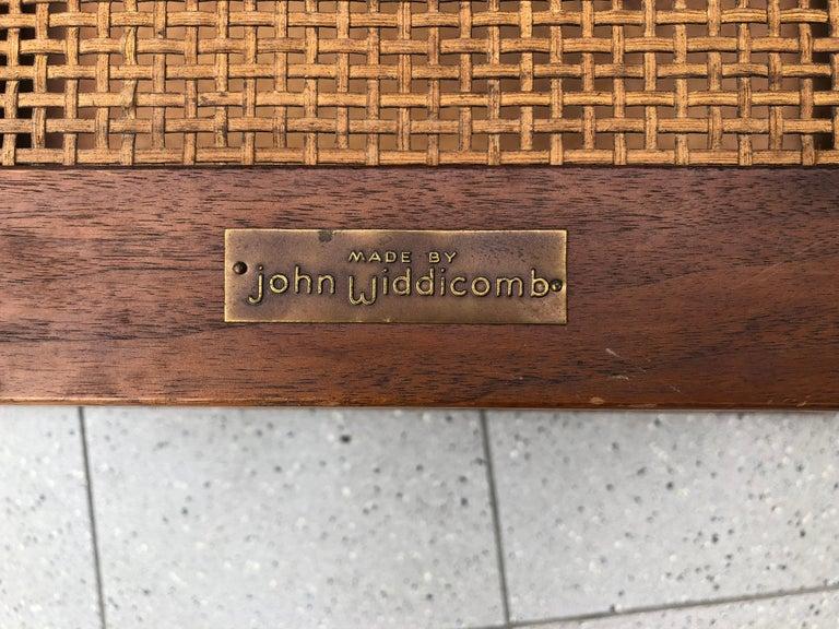 Mid-Century Modern Rectangular Coffee Table from John Widdicomb, 1950s For Sale