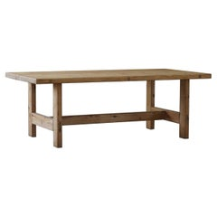 Rectangular Dining Table in Pine by Roland Wilhelmsson for Karl Andersson & Søn