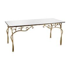 Rectangular Glass Table by Banci