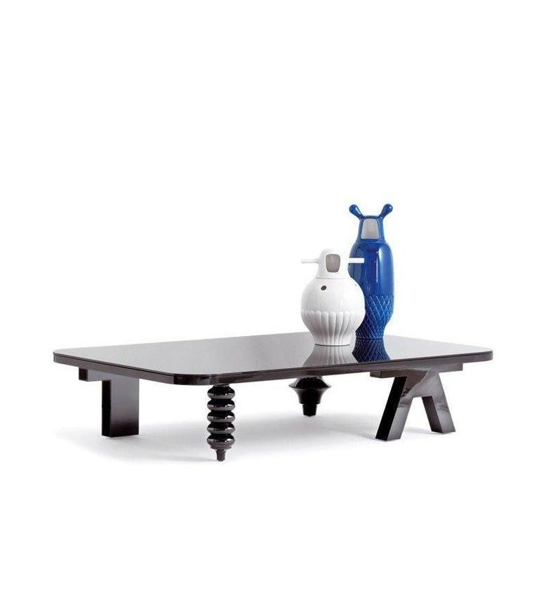 Modern Rectangular Multileg Low Table by Jaime Hayon For Sale