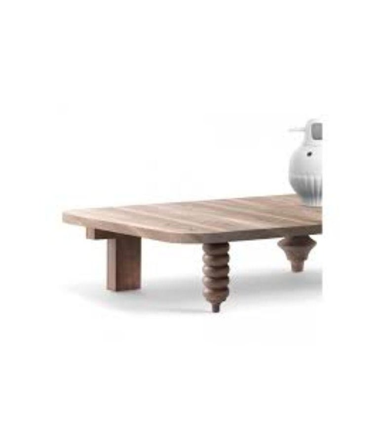 Spanish Rectangular Multileg Low Table by Jaime Hayon For Sale