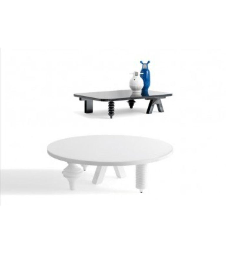 Rectangular Multileg Low Table by Jaime Hayon In New Condition For Sale In Geneve, CH