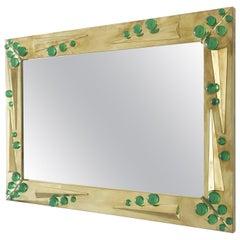 Verde Mirror by Fabio Ltd