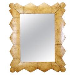Rectangular Ornate Mirror