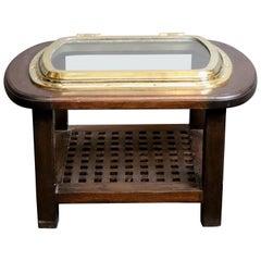 Rectangular Porthole Table