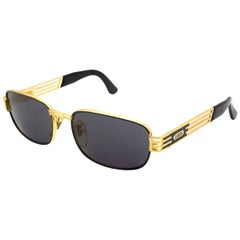 Rectangular vintage sunglasses by Lozza, Italy 80s