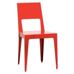 Red Aluchair Color
