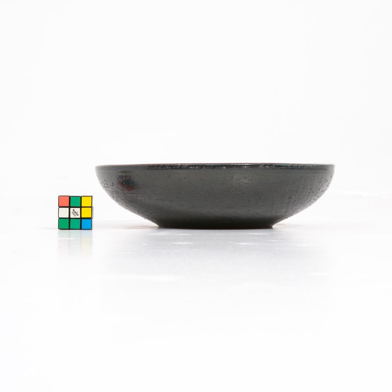 Red Amphora Bowl by Rogier Vandeweghe For Sale 3