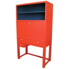 Red and Blue Cabinet