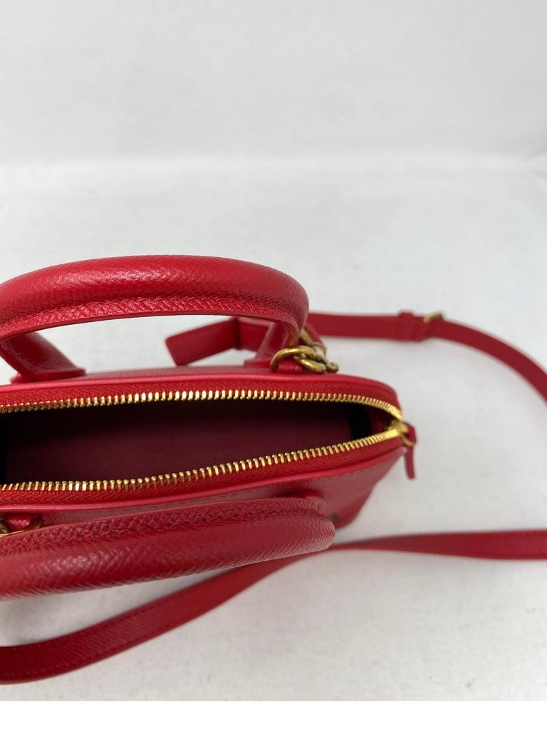 Red Balenciaga Bag  8