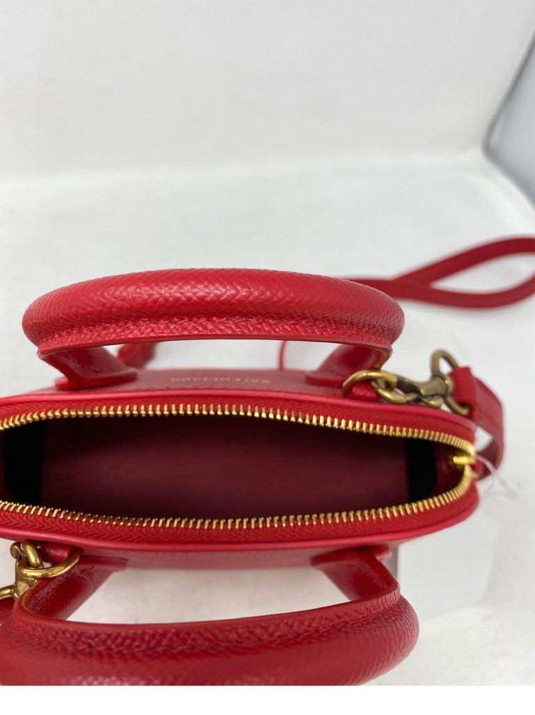Red Balenciaga Bag  11