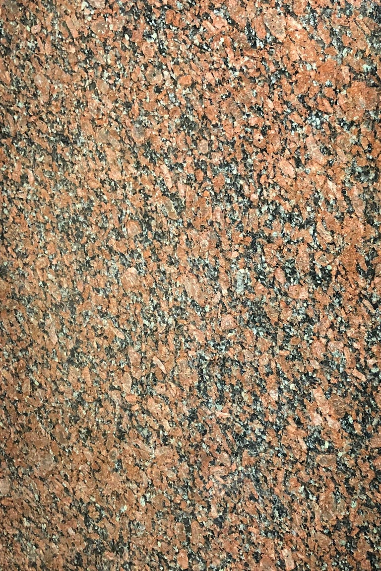 Red Granite Conference Table For Sale 1