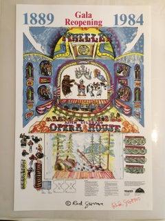 Gala Reopening, Wheeler Opera House (1889-1984), Aspen, Colorado