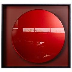 Red Moon, Mirror, by Reda Amalou Design, 21st Century