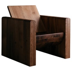 Red Oak Armchair by Odami