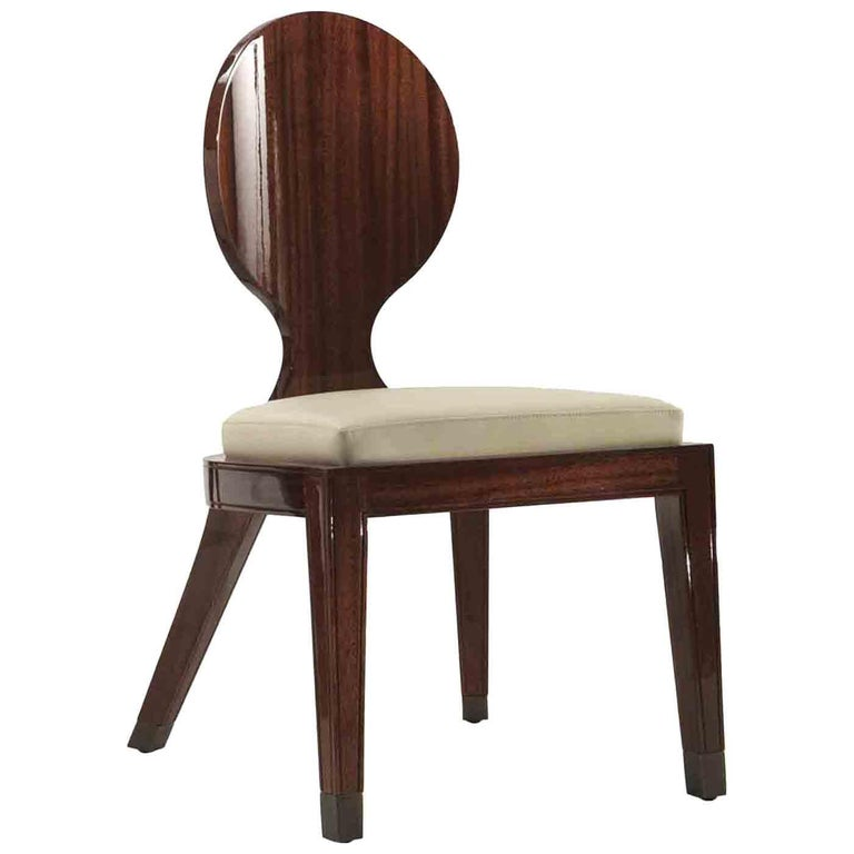 Red Sun Dining Chair by Fratelli Boffi For Sale