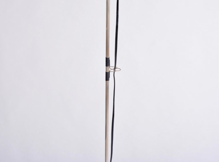 Red Toio Floor Lamp by Achille and Pier Giacomo Castiglioni for Flos, 1962 For Sale 1