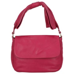 Red Valentino Woman Shoulder bag Pink Leather