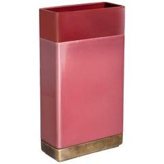 Red Vase by Dimorestudio