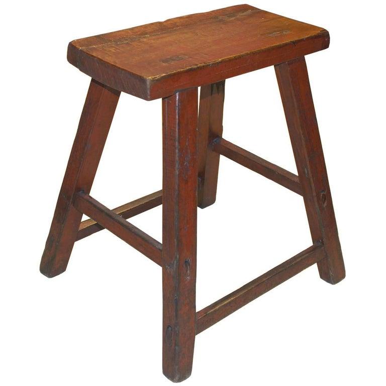 Antique Mahogany Turned Wood Adjustable Piano Stool At 1stdibs