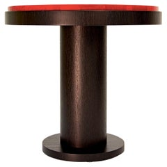 Red Zen Side Table by Tura