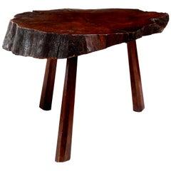 Organic Modern Side Tables